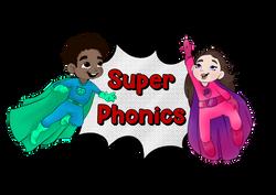 Super Phonics logo