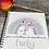 Thumbnail: Be a flamingo A5 notebook