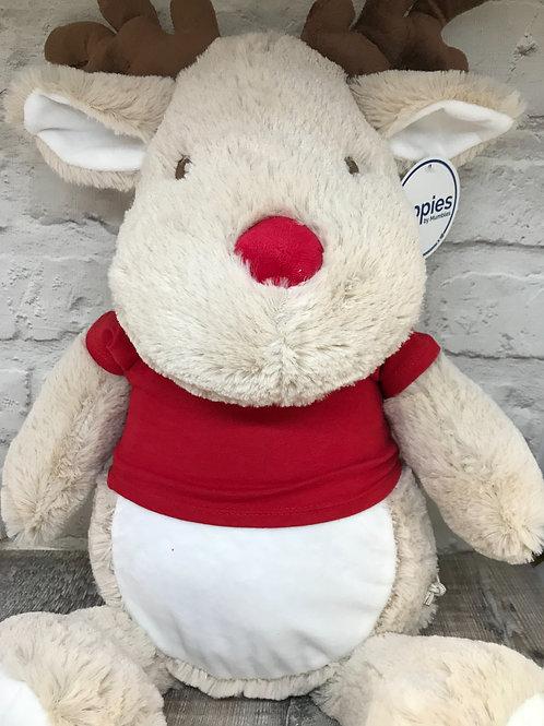 Large Zippie Reindeer