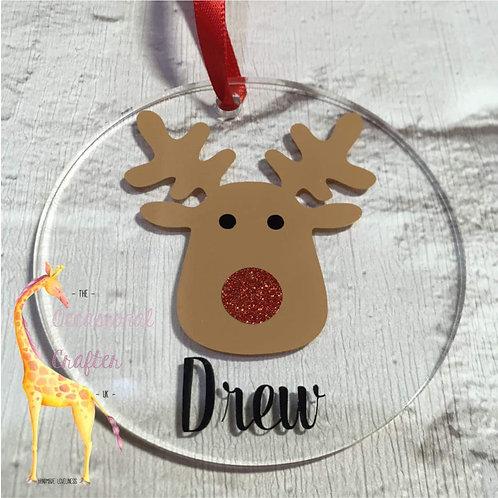 Reindeer Disc