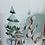 Thumbnail: Santa initial mug
