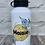 Thumbnail: Space animals water bottle