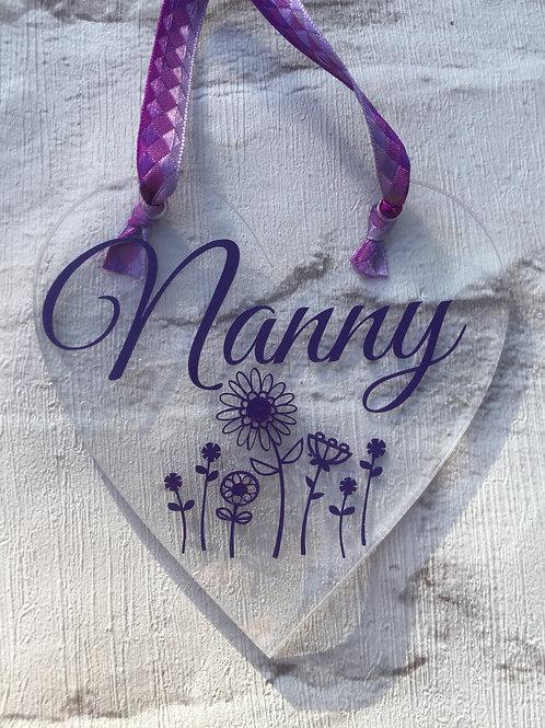 Nanny heart