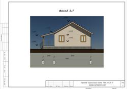 КД-13 - Фасад 3-1