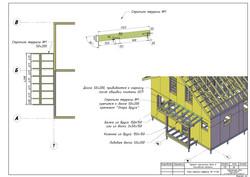Устройство крыльца каркасного дома