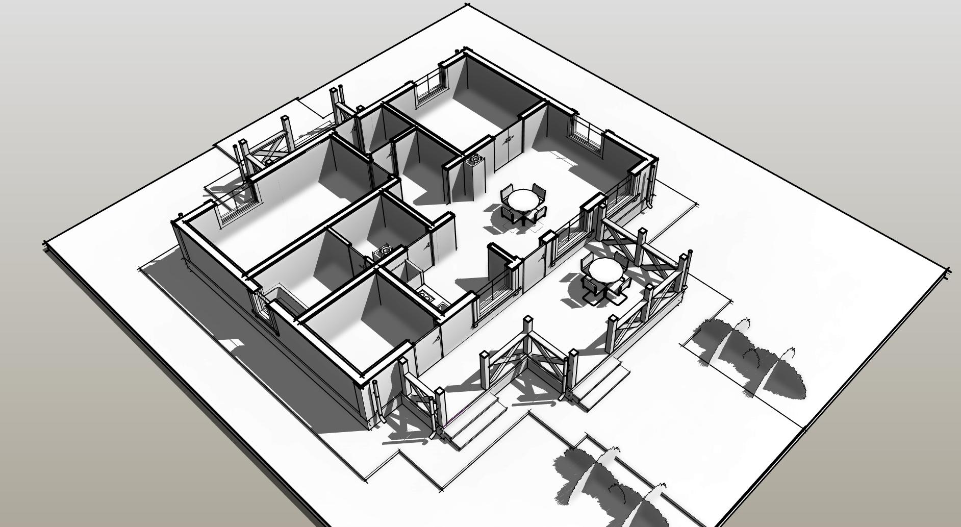 КД-35 - 3D вид