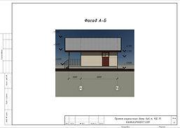 Планировка каркасного дома 6х8