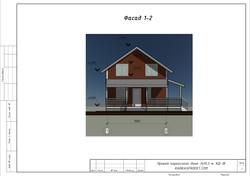 КД-18 - Фасад 1-2