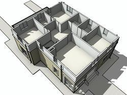 КД-30 - Общий вид 2-го этажа