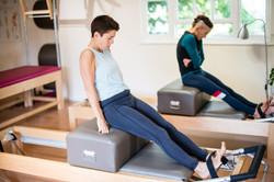 Duet pilates class in Cirencester