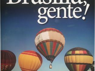 """Lançamento do livro """"Brasília, gente!"""""""