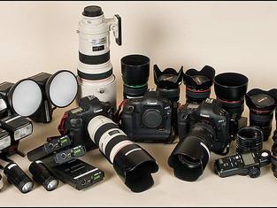 Câmara aprova isenção fiscal na importação de equipamento fotográfico profissional