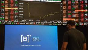 Ibovespa bate máximas com NY e projeções da Economia