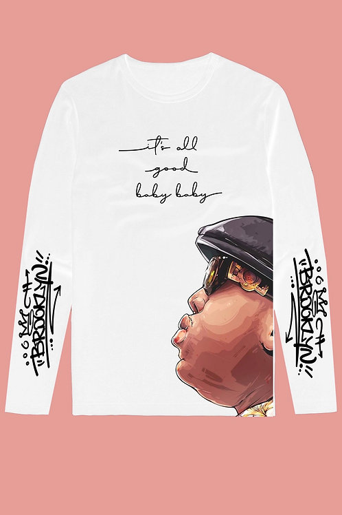 BIGGIE LONG SLEEVE TEE
