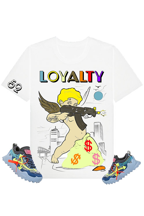 BABY ANGEL LOYALTY TEE