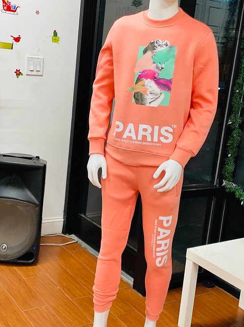 PARIS SWEATSUIT