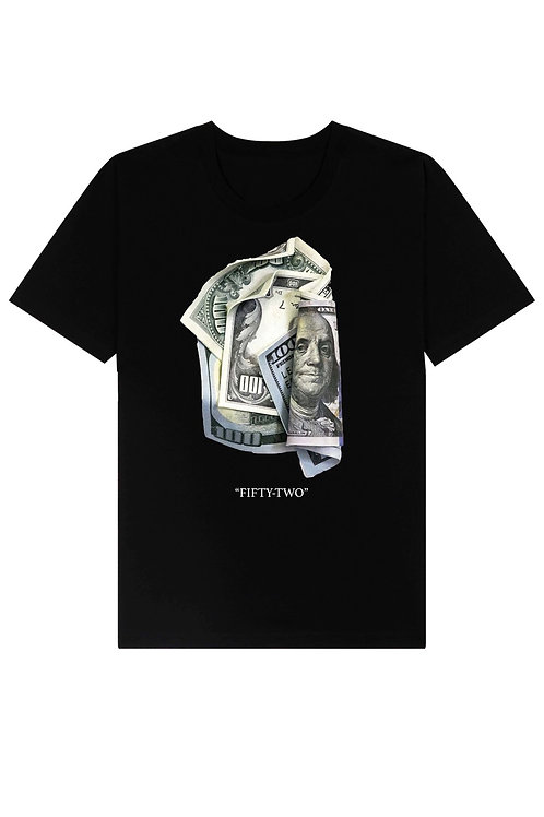 FIFTY TWO MONEY TEE