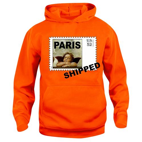 Paris shipped hoodie