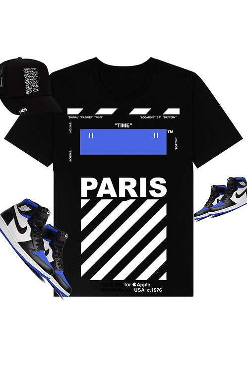 PARIS COLLECTION TEE