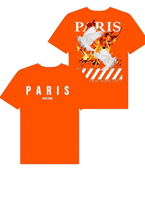 PARIS FIRE BIRD TEE