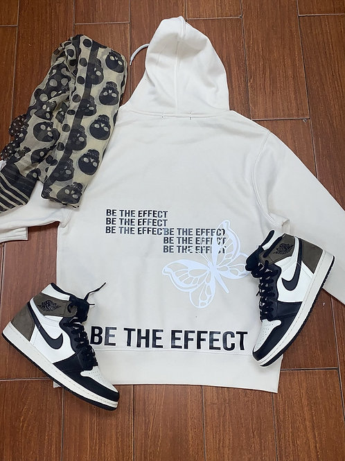 BE THE EFFECT PULL OVER HOODIE
