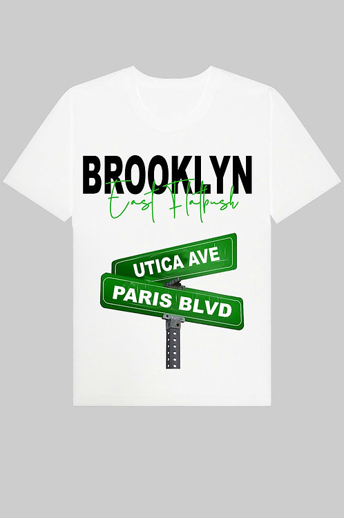 BROOKLYN ART TEE