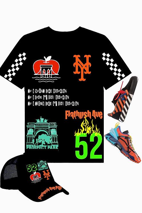 FIFTY-TWO NYC TEE