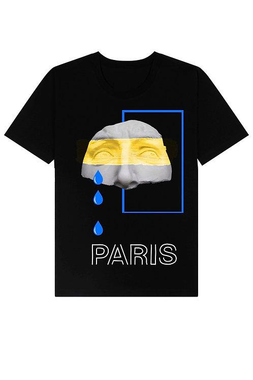 PARIS DRIP CRYING TEE