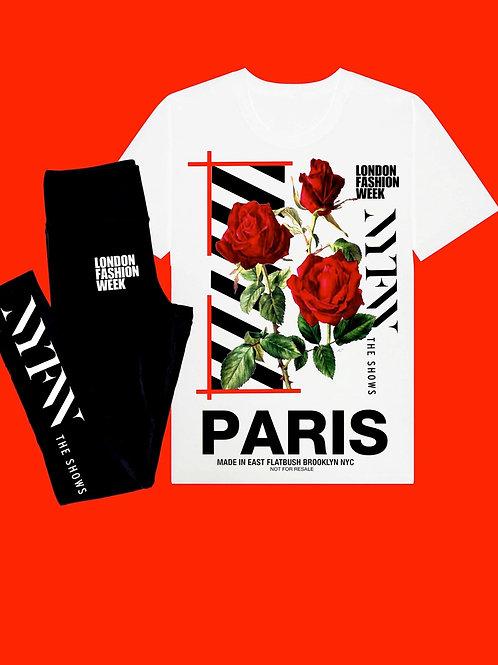 PARIS SET TEE & JOGGERS