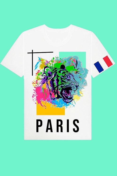 PARIS TIGER TEE