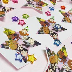 Voltron Star Sticker