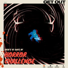 Get Out (2017) dir. Jordan Peele