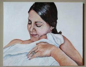 CQStudios Mother & Child Portrait