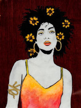 Roxy Schultz Painting