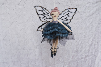 Too By Three Fairy Doll
