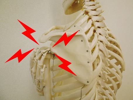 五十肩(前と外側の痛み)