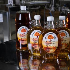 Tree Hugger Maple Syrup
