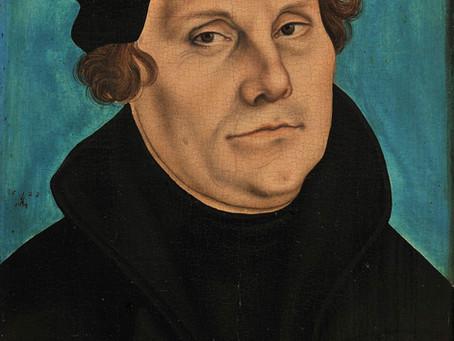 Hier stehe ich, ich kann nicht anders - Reformationsgedanken in der Weilburger Schlosskirche