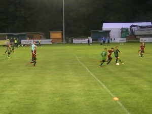 U12 Unentschieden gegen Gablitz