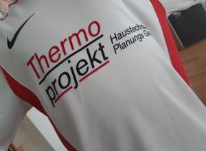 Dressenspende der Fa. Thermo-Projekt