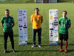 Drei neue Routiniers für Anzbach