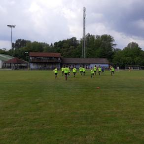 U13 - überragender Sieg in Hadersdorf