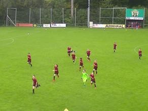 U12 Sieg über Klosterneuburg B