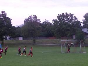U12 gewinnt in Tulln