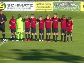 U12 Unentschieden gegen Langenrohr