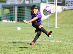 Austria Soccer Camp - Tag 1
