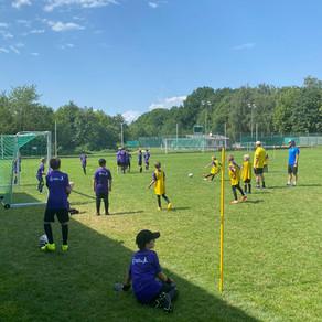 Austria Soccer Camp