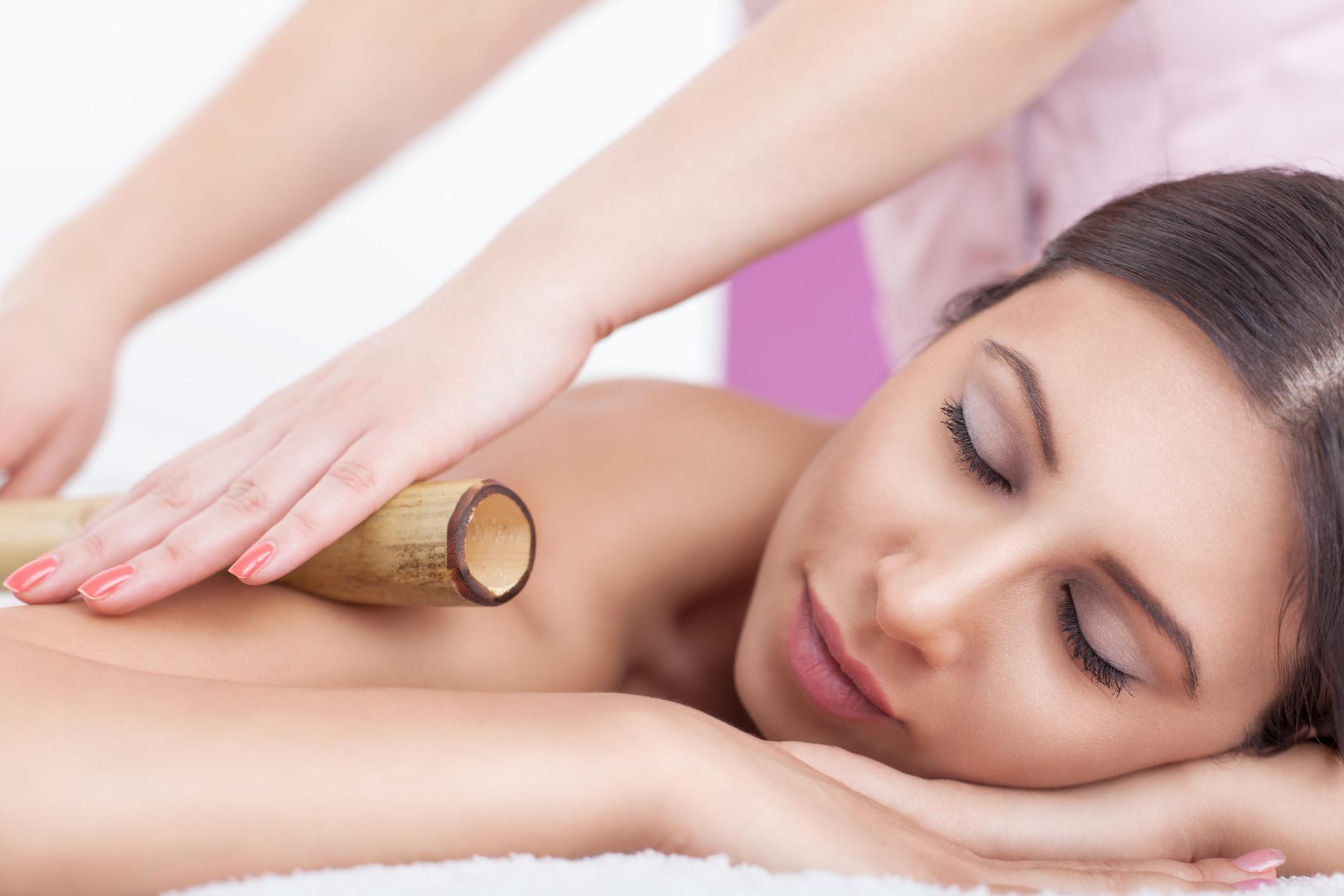 Bambus massage