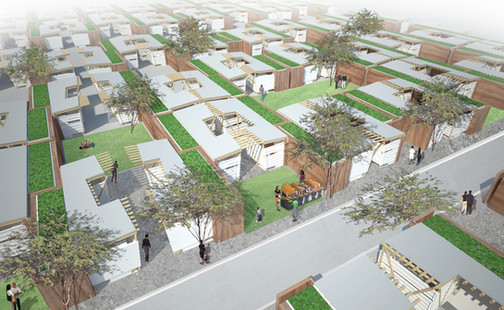 Social Housing in Periurban Areas, Colombia