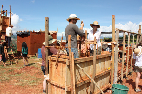 Earth Construction Design-Build, Colombia